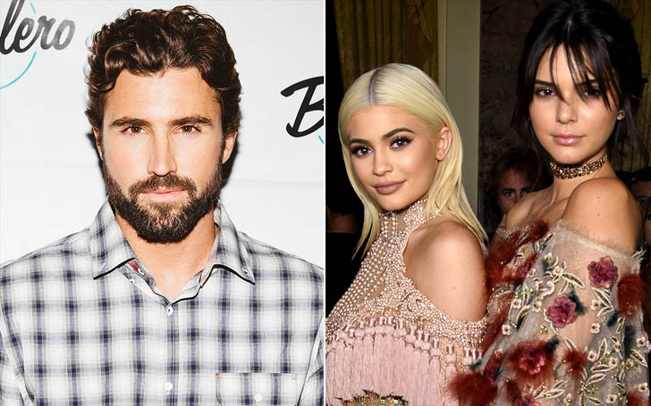 Sisters Kendall Jenner And Kylie Jenner Have No Time To Attend Brother Brody Jenner's Wedding