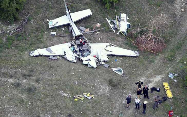 Six People Died In A Twin-Engine Plane Crash In Texas