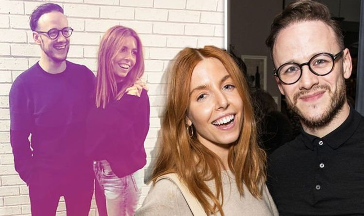 Stacey Dooley Uploads First Loved-up Snap With Kevin Clifton
