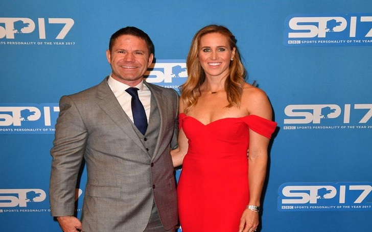 Steve Backshall and Wife Helen Glover Are Expecting Twins: Pictures Here