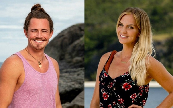 Survivor's Joe Anglim Is Engaged To Sierra Dawn Thomas