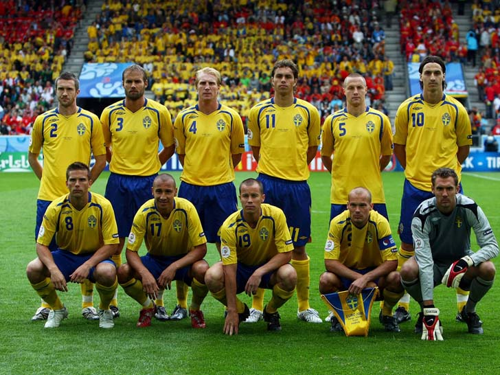Sweden National Football Team, World Cup 2018