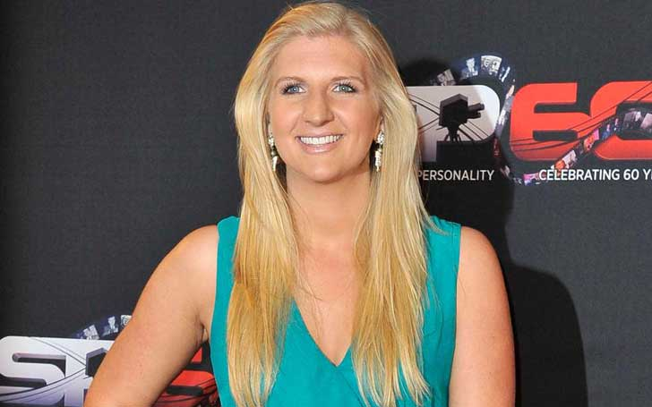 Swimmer Rebecca Adlington Finds Love Months After Her Split From Husband Harry Needs