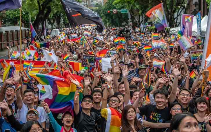 Taiwan Becomes First Asian Nation To Legalize Gay Marriage