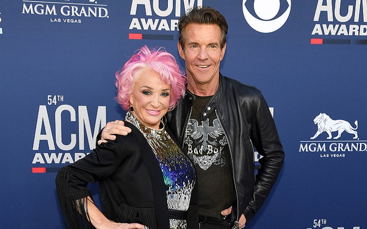 Tanya Tucker Denies Dating Rumors With Dennis Quaid
