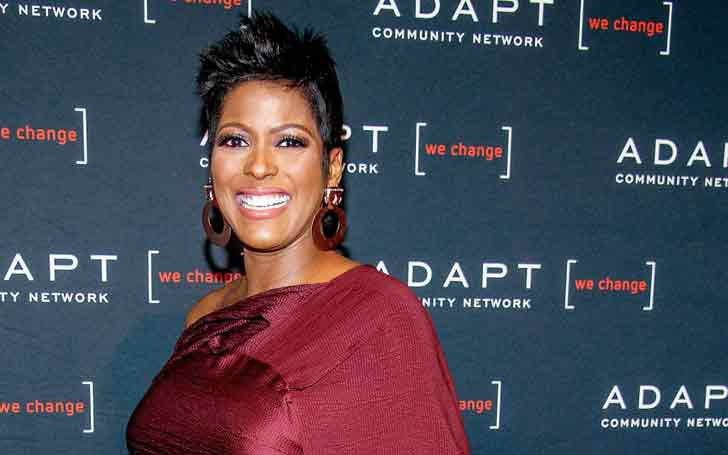 Television Host Tamron Hall Welcomes First Child With Husband Steven Greener