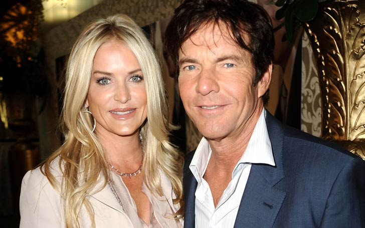 'The Parent' Trap Actor Dennis Quaid's Divorce Finalized-Ex-Wife Kimberly Buffington Get's $2 Million Alimony