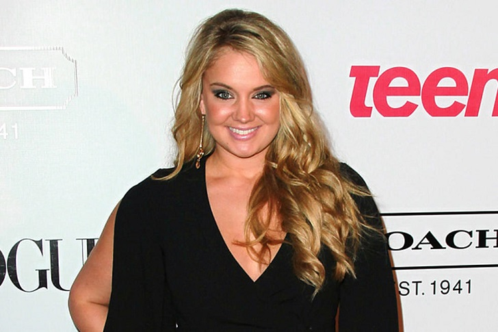 The Sonny With a Chance star Tiffany Thornton Is Pregnant With Her Third Child