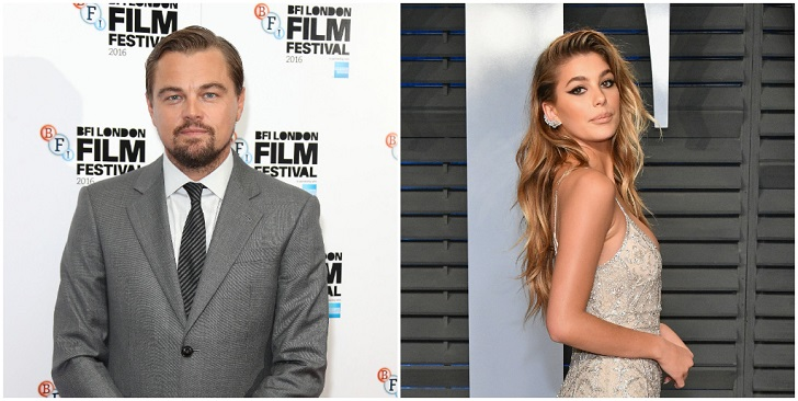 The Ultimate Instagram Boyfriend; Leonardo DiCaprio Captures Girlfriend Camila Morrone Photo During Outing In Cannes
