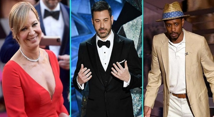 This Year's Oscar was more political than before; From Jimmy Kimmel speech to Puerto Rico Hurricane Awareness; Here are the Five of the best Political Moments