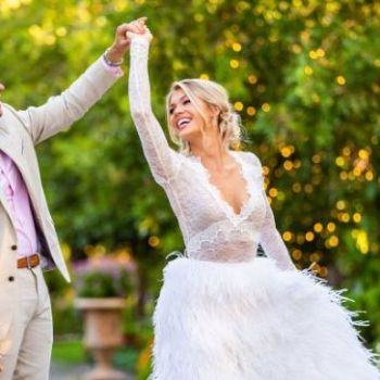 'Bachelor In Paradise' Alum Krystal Nielson and Chris Randone Threw A Lavish Engagement Party
