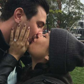 'Pretty Little Liars' Alum Janel Parrish Ties Knot With Fiance Chris Long