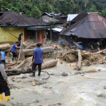 50 Died And Over 50 Injured In A Flash Flooding In Indonesian Province Papua
