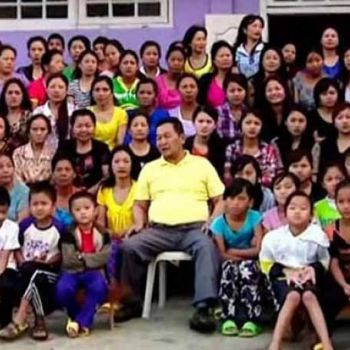 A Thai Man Claims To Have 120 Wives And 28 Children