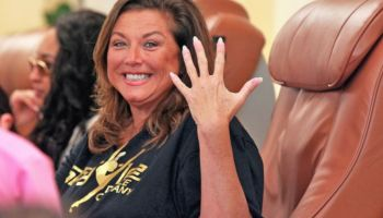 Abby Lee Miller Shares Spinal Scar on 1 Year Anniversary of Cancer Diagnosis