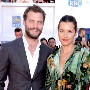 Actress Amelia Warner Gives Birth To Third Child With Husband Jamie Dornan