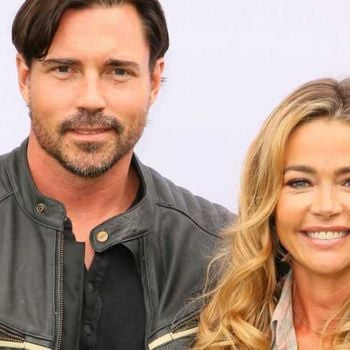 Actress Denise Richards Engaged To Boyfriend Of Less Than A Year, Aaron Phypers