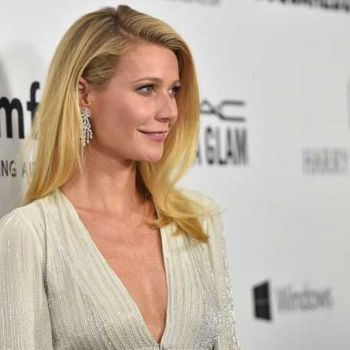 Actress Gwyneth Paltrow And Boyfriend Of Four Years Getting Married This Weekend