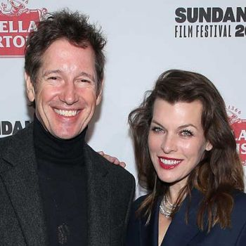 Actress Milla Jovovich, 43, Expecting Third Child With Husband Paul W.S. Anderson