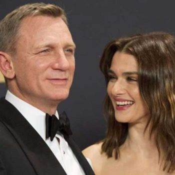Actress Rachel Weisz And Her Husband Daniel Craig Give Birth To Their First Child, A Baby Girl