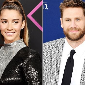Aly Raisman May Have A New Man In Her Life! Spotted Getting Cozy With Chase Rice