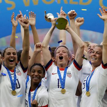 America Wins Fourth Women World Cup Title Beating The Netherlands 2-0 In the Final