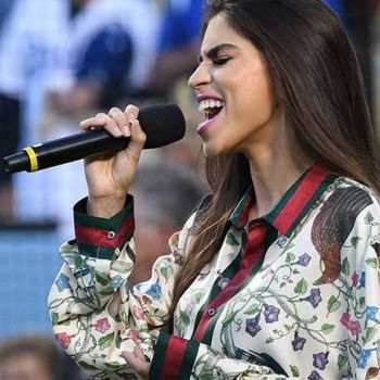 American Idol 6 Participant Antonella Barba Pleads Guilty To 10 Separate Counts Of Possession-Faces At Least 10 Years In Prison