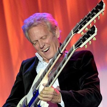 American Rock Star Don Felder is Engaged To Weekend Anchor Diane McInerney