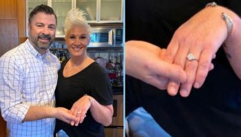 Anne Burrell and Stuart Claxton Are Engaged After Two Years of Dating