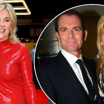 Anthea Turner Is Dating Toyboy Mark Armstrong Seven Years After Divorcing Ex Grant Bovey