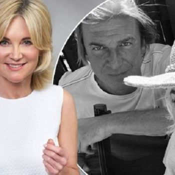 Anthea Turner Is ENGAGED To Mark Armstrong After Dating For Just Five Months