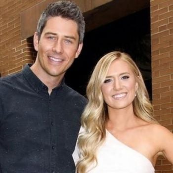The Bachelor Alum Arie Luyendyk Jr Marries Girlfriend Lauren Burnham In Maui Ceremony