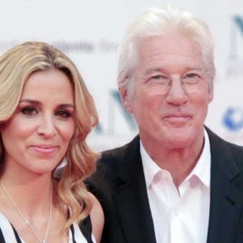 Baby On The Way: Actor Richard Gere Expecting Second Child With Wife Alejandra Silva