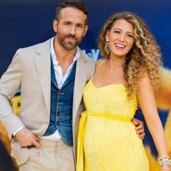 Blake Lively Is Expecting Third Child With Ryan Reynolds