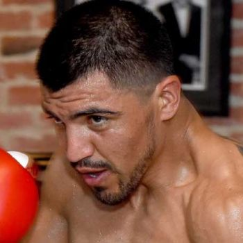 Boxer Victor Ortiz Arrested On Suspicion Of Rape And Charged With 3 Felonies