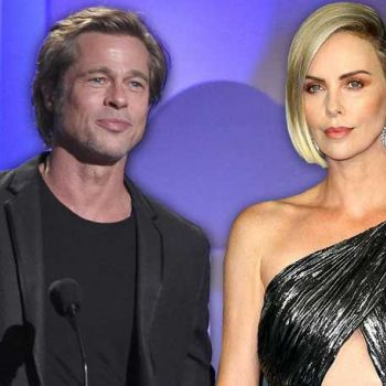 Brad Pitt Spotted Spending Time With Rumored Girlfriend Charlize Theron After Her Ex Sean Penn Introduced Them