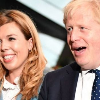 British Prime Minister Boris Johnson is Engaged to Pregnant Girlfriend Carrie Symonds
