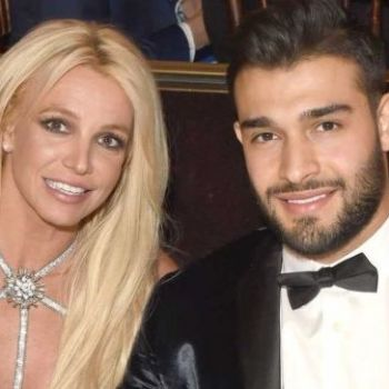 Britney Spears Gushes Over Boyfriend Sam Asghari Amid Family Legal Battle