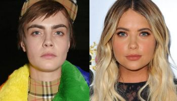 Cara Delevingne MARRIES Girlfriend Ashley Benson Weeks After Sparkling Engagement Rumors