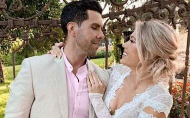 Chris Randone And Krystal Nielson Tie Knot In An Intimate Ceremony In Puerto Vallarta