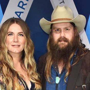 Chris Stapleton Expecting Another Child With Wife Morgane Stapleton Months After Giving Birth To Twins