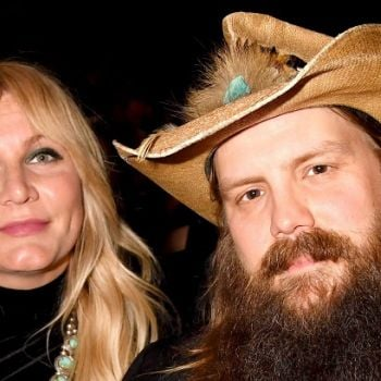 Chris Stapleton's Wife Morgane Reveals Gender Of Their Fifth Child