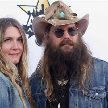 Chris Stapleton Welcomes Fifth Child With Wife Morgane Stapleton