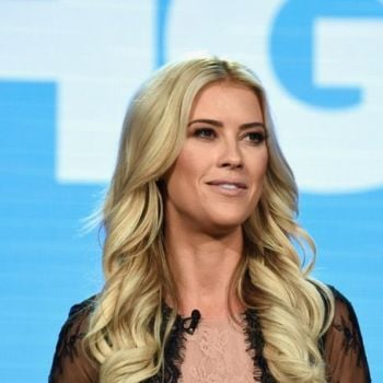 Christina Anstead Shows Off Her Baby Bump After 20 Weeks