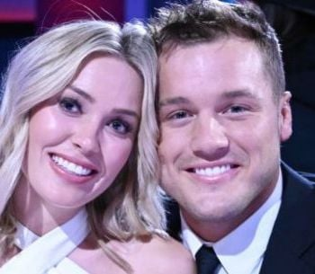 Colton Underwood and Cassie Randolph Make Red Carpet Debut