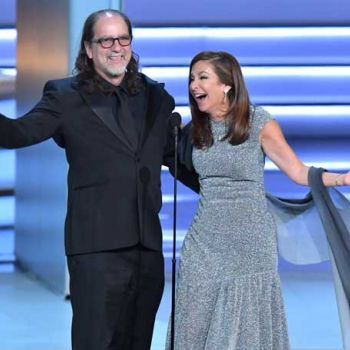 Director And Producer Glenn Weiss Pops Question To His Girlfriend At Emmy