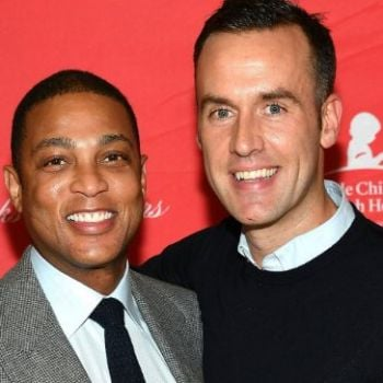 Don Lemon Announces Engagement to Tim Malone
