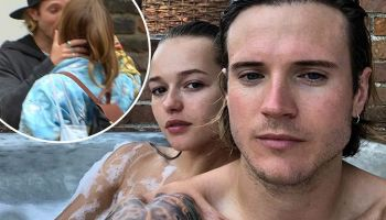 Dougie Poynter Confirms Romance With Maddie Elmer Sharing A Hot Tub Snap