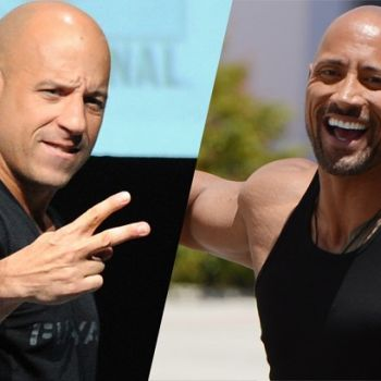 Dwayne Johnson Talks His Feud With Co-star Vin Diedel and 'Fast and Furious' Spinoff