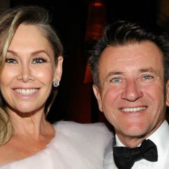'Shark Tank' Actor Robert Herjavec Welcomes Twin With Wife Kym Johnson